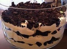 Oreo Fluff Trifle
