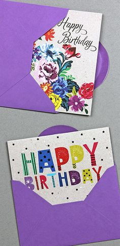 Birthday Cards at Paperchase