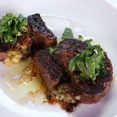 The Chew | Recipe  | Mario Batali's Beef Braciole With Prosciutto And Olives