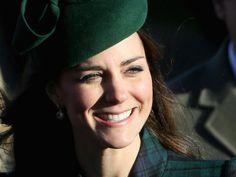 Happy 32nd birthday, Duchess Kate!