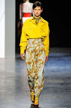 Acne Fall 2012 — Runway Photo Gallery — Vogue