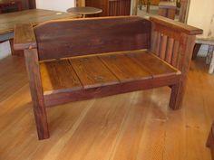 Click for larger barnwood furniture photo