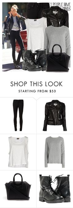 """""""372. Model Style: Stella Maxwell"""" by zaandupreez ❤ liked on Polyvore featuring rag & bone/JEAN, IRO, ONLY, Zadig & Voltaire, Givenchy, Paolo Shoes and stellamaxwell"""
