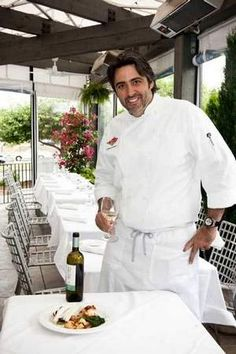 Luciano Del Signore is taking Bacco in a more healthful direction. / LAURIE TENNENT