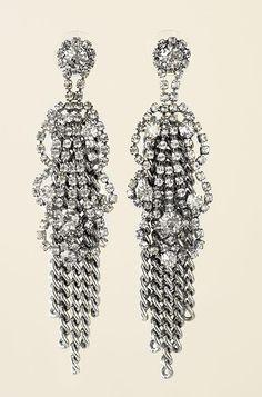 Petra Fringe Earrings from Stella & Dot