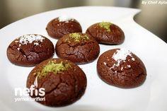 Brownie Kurabiye Tarifi nasıl yapılır? 62.486 kişinin defterindeki Brownie Kurabiye Tarifi'nin resimli anlatımı ve deneyenlerin fotoğrafları burada. Yazar: Pastakolik Ayla My Recipes, Cooking Recipes, Food Porn, Kakao, Brownie, Pasta, Cookies, Chocolate, Baking