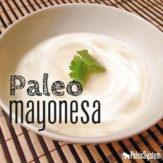 Cómo hacer mayonesa paleo, CON o SIN huevo, en 2 minutos (o menos…) ¡Ver la receta en el blog! http://bit.ly/1lgOpHi
