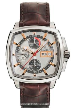 bb3e63f95bf Cimier Time Square Chronograph Automatic