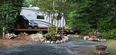 The Willows RV Park And Campground at Kenora, Ontario, Canada - Passport America Discount Camping Club