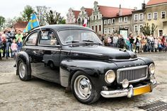 Photo: Volvo PV 544 :)