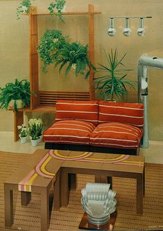 1974 Womans Day interior 3 by retro-space, via Flickr