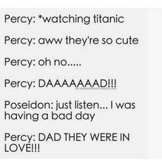Omg Percy!! So right!