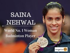 Get all the latest celebrity news, bollywood news etc: This Actress will play Saina Nehwal in her Biopic Movie – SAINA only on GONOGO reviews