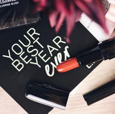 bright Red Lipstick - LOV Cosmetics www.at