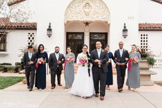 Veterans Memorial Building Wedding: Carisa + Rene « Serafin Love by Tanya Herrera | Dainty Jewell's Original Layering Dress