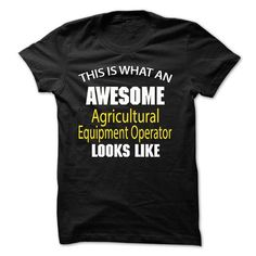 Awesome Agricultural Equipment Operator Jobs Look Like JD T-Shirts, Hoodies, Sweatshirts, Tee Shirts (24.99$ ==► Shopping Now!)