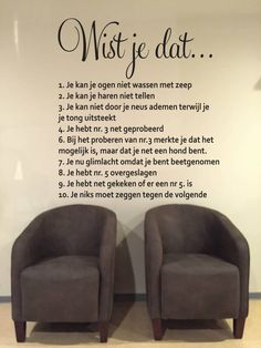 Wc tekst weetjes Favorite Quotes, Best Quotes, Funny Quotes, Learn Dutch, Respect Quotes, Boxing Quotes, Dutch Quotes, Love Advice, Great Words