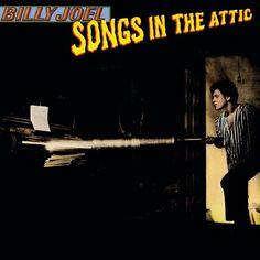 Billy Joel-Songs In The Attic