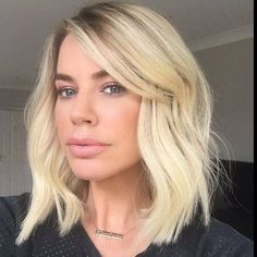 Ladies of London @carolinestanbury looking flawless with a little help from DECORTÉ concealer. Make-up by @lukehendersonw1 #decorte #concealer #ladiesoflondon #bombshell #blondeambition #decortebeauty #makeup #skincare. Available at #saks.