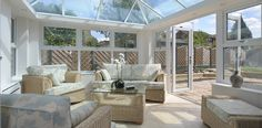 We guarantee you will love your brand new conservatory.