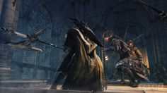 Dark Souls 2 screens and concept art are dark, some a bit scary | VG247