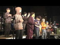 ▶ Body percussion by Latin Groove kids -  A well-performed and motivating example to show students when introducing body percussion.