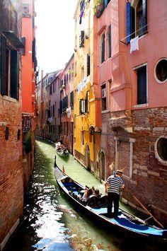 Vacilando/Venice, Italy