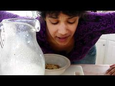 Raw Food Recipe: Super Simple Cereal