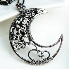 I love you to the moon and back | JewelryLessons.com