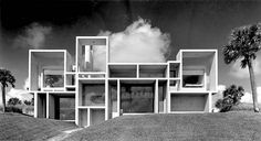 Paul Rudolph: The Milam Residence, 1957
