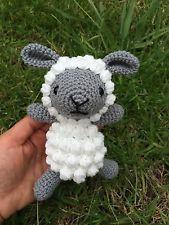 Amigurumi Crochet handmade Rattles Safe Toys, Newborn Gifts, Toys, baby Gifts