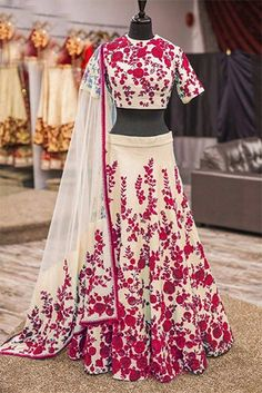 Shop for Designer Lehenga online in India at best prices. Collection of Ghagra, Bridal Lehenga Choli at Voonik. ✓Cash on Delivery ✓Easy Returns ✓Latest Designs Indian Lehenga, Red Lehenga, Bridal Lehenga, Lehenga Choli, Anarkali, Floral Lehenga, Punjabi Lehenga, Blue Lengha, Indian Bridal Wear