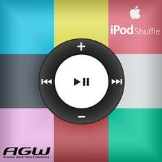 Un Grande de la Música. El nuevo y colorido iPod shuffle está siempre listo para llevar. Descubre sus grandes éxitos: botones, VoiceOver y listas de reproducción.  Llévalo a todas partes y en todas partes. El VoiceOver. Te dice lo que quieres oír.