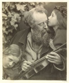 ♪  Julia Margaret Cameron | The Whisper of the Muse | 1865 | V&A Search the Collections