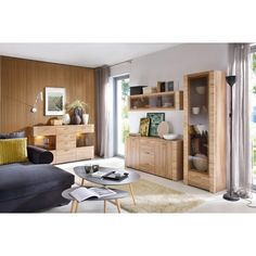 Raflo 2 Door and 3 Drawer Sideboard Cabinet Wood Structure, Buy Furniture Online, Sideboard Cabinet, European House, Real Wood, Contemporary, Modern, Home Furnishings, Drawers