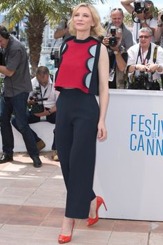 続・カンヌ映画祭速報。'キャラ立ち'な装いが光る7人をフィーチャー! | セレブ&パーティー | ファッション | VOGUE