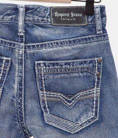 Jeans for Boy - Request Jeans | Buckle