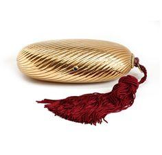 A Gold Evening Bag, by Bulgari. Via FD Gallery, www.fd-inspired.com
