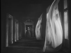 La Belle Et La Bete, the legendary fairytale noir film by Jean Cocteau, 1946. Incomparable beauty!