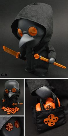 Project Squadt toys-Project squadt is a collaborative effort between Ferg and Threezero, produced by jamungo.