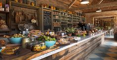 soho farm house food - Google Search
