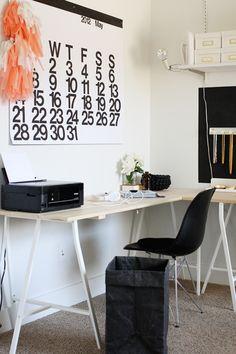 Un bureau moderne