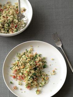 Refreshing Quinoa Salad Recipe | Vegetarian Times, free recipe