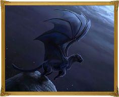 Anime Wolf With Wings Black Magical Creatures, Fantasy Creatures, Sky Digital, Velvet Sky, Creature Drawings, Anime Wolf, Sky Art, Mythological Creatures, Fantasy Artwork