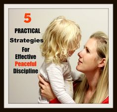When peaceful discipline is adopted correctly it has the potential to not only guide children towards making better choices but also to build their confidence