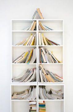 Book and shelf