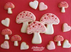 valentine mushrooms