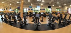 Shaw Air Force Base Fitness and Health Center addition opens to the public Sept. 12, 2011. The new addition will feature 70 pieces of cardio equipment and 26 TVs. Each of the treadmills, ellipticals, accent trainers, tread climbers, and step mills ar Best! See This! http://all4betterlife.com