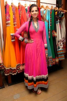 @Nishka Lulla. Designers launch their latest collection at FUEL - The Fashion Store #Fashion