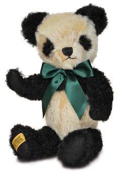 Antique Panda by Merrythought - 35cm from The Bear Garden